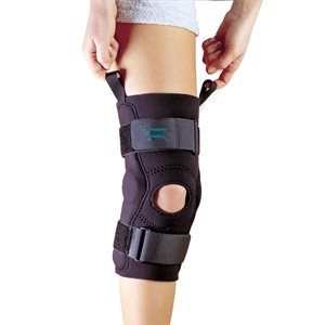 Axis Hinged Knee Sleeve (3655)