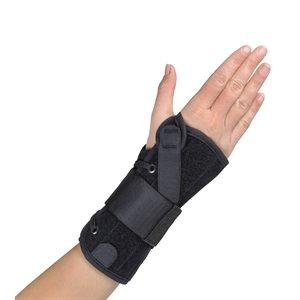 Suede Lacing Wrist Orthosis (434, 444)