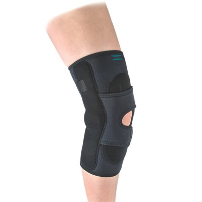 Hinged Lateral J Brace with Condyle Pads (5694H)